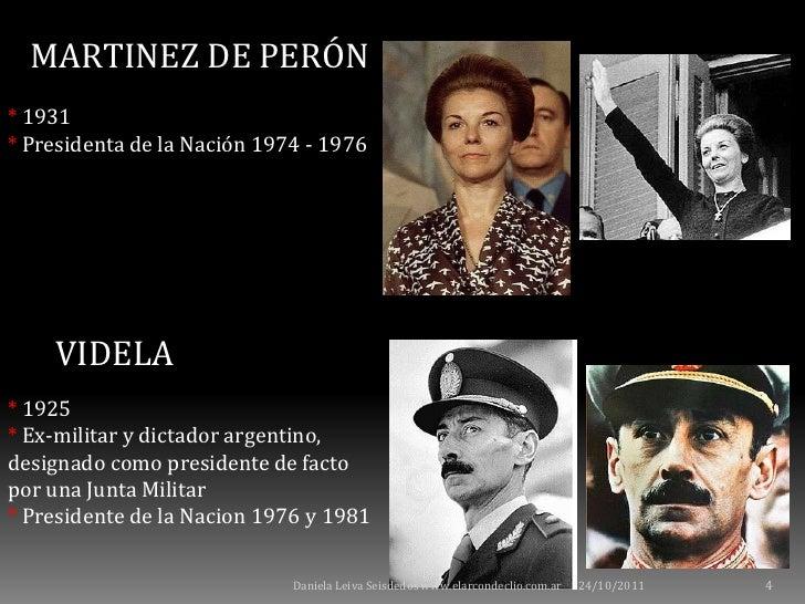 Historia Argentina en fotos 1968-1979