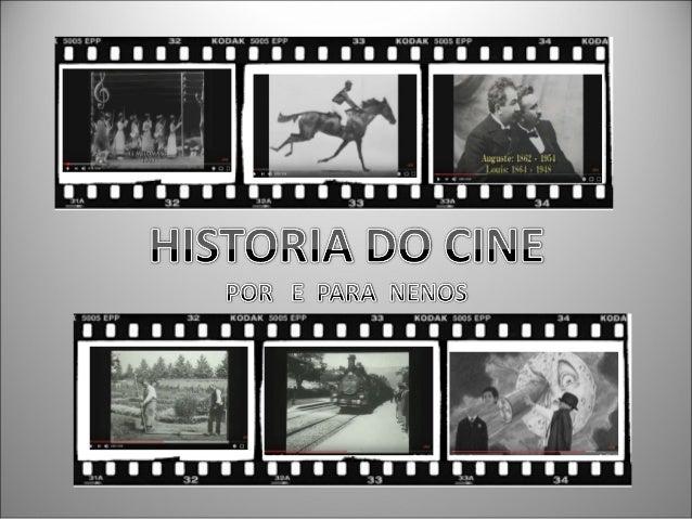 Historia cine
