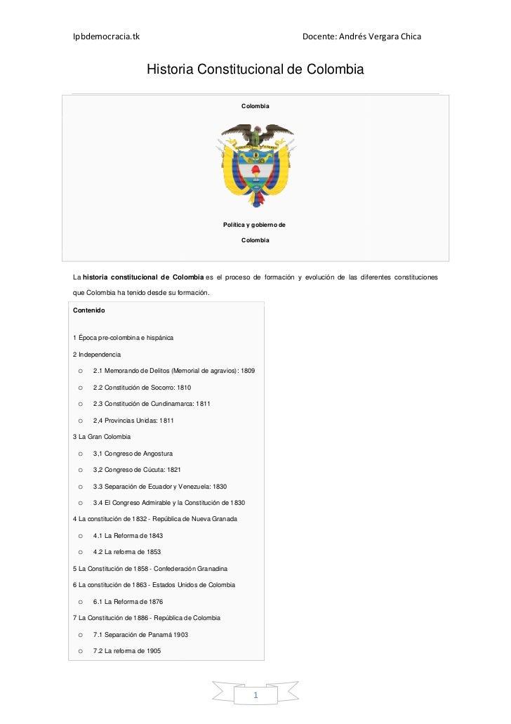 Ipbdemocracia.tk                                                             Docente: Andrés Vergara Chica                ...