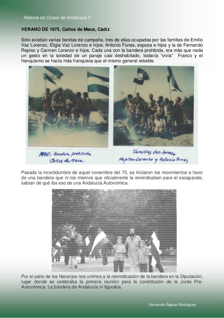 Historia cosas de Andalucía 2 Slide 2