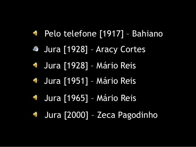 História da gravação musical por Marcos Filho (versão online) Slide 3