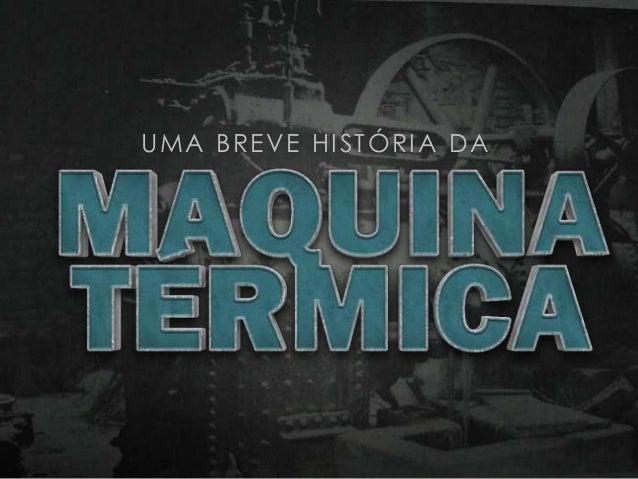 UMA BREVE HISTÓRIA DA