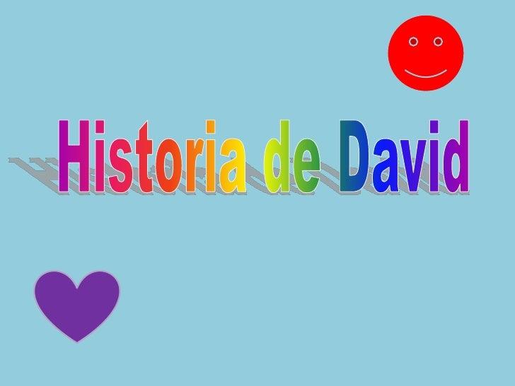 Historia de David<br />