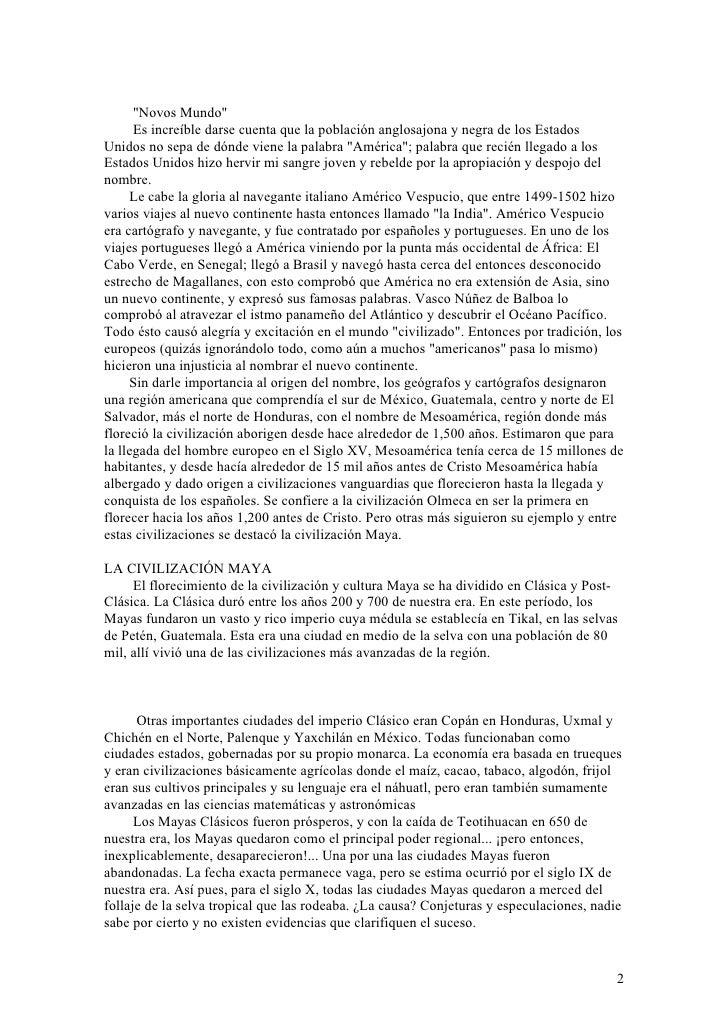 Historia De El Salvador Slide 2