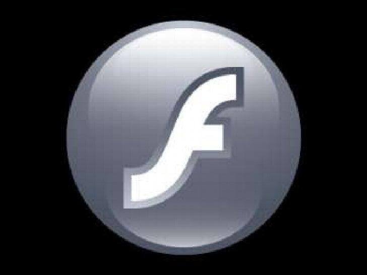Flash y sus versiones.