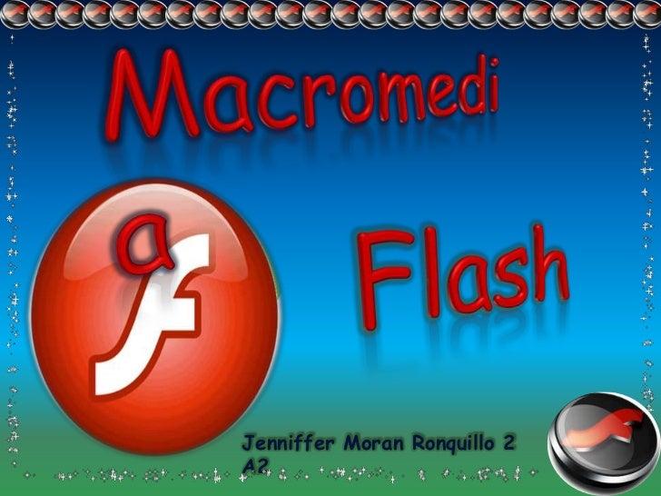 Jenniffer Moran Ronquillo 2A2
