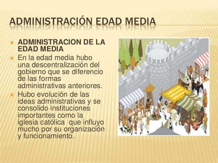 Historia de la administraci n for Que es una oficina y sus caracteristicas
