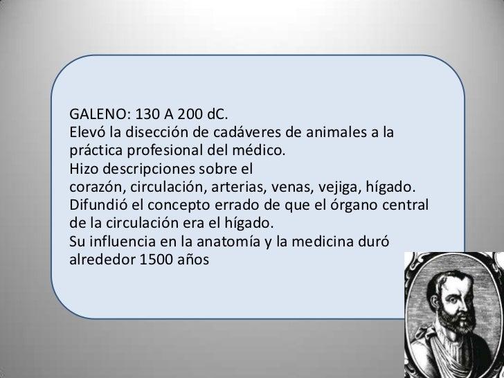 Historia de la anatomía 2011