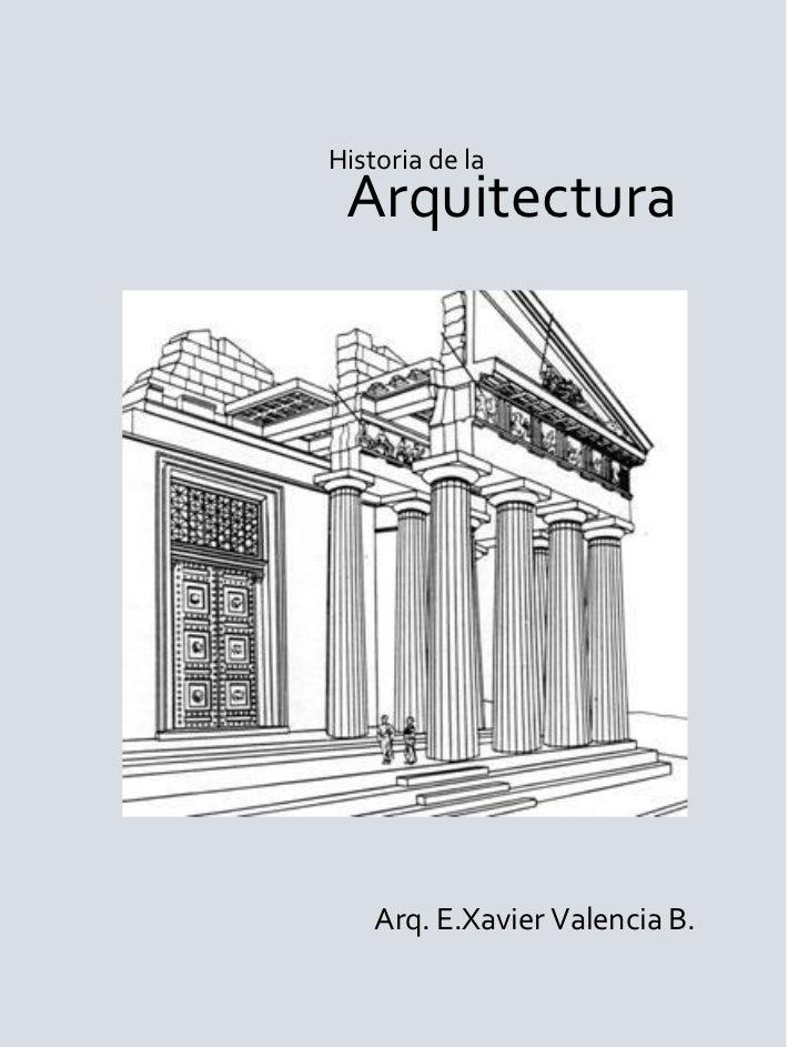 Historia de la arquitectura 2 for Caracteristicas de la arquitectura