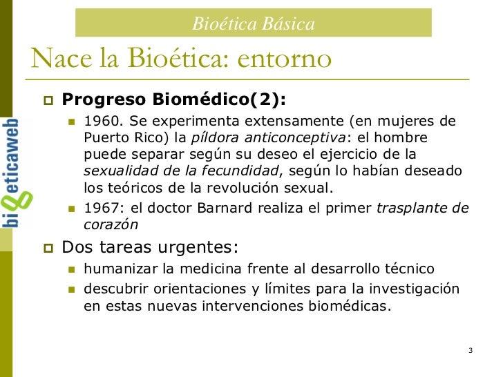 Historia De La Bioetica Slide 3