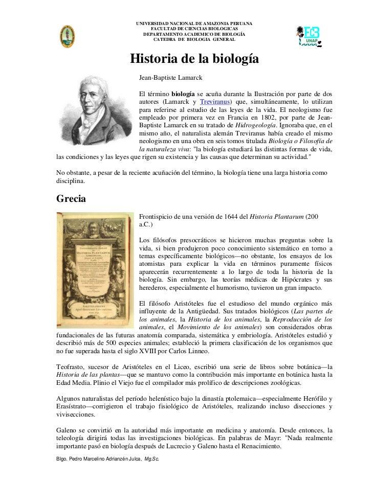 UNIVERSIDAD NACIONAL DE AMAZONIA PERUANA                                       FACULTAD DE CIENCIAS BIOLOGICAS            ...