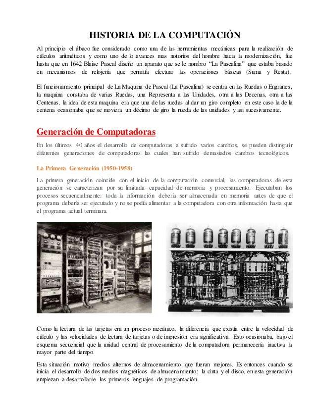 Historia de la computación - photo#50