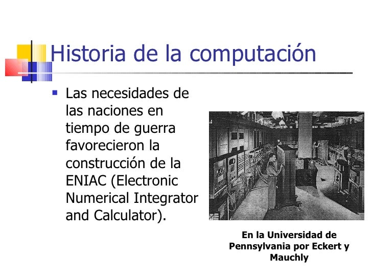 linea de la Historia de la computación - photo#42