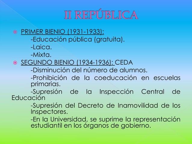  LODE (1985): Ley Orgánica Del Derecho de La Educación (PP) › Regula la dualidad de centros docentes, la participación en...