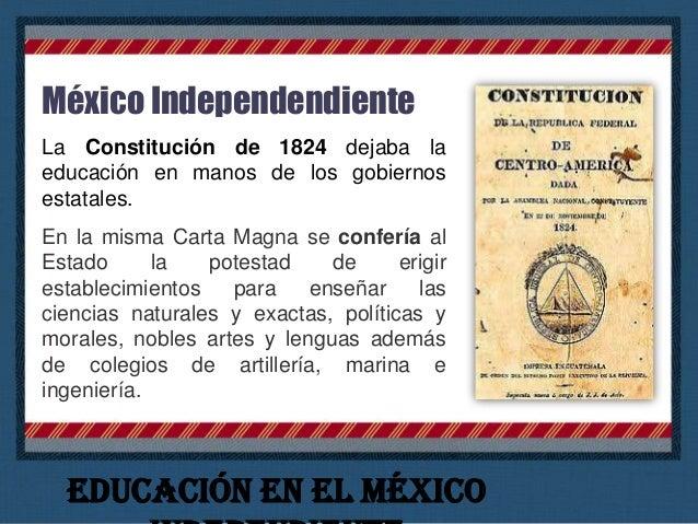 En la Reforma Liberal de 1833 del presidente Valentín Gómez Farías: a) Se decretó el cierre de la universidad por consider...