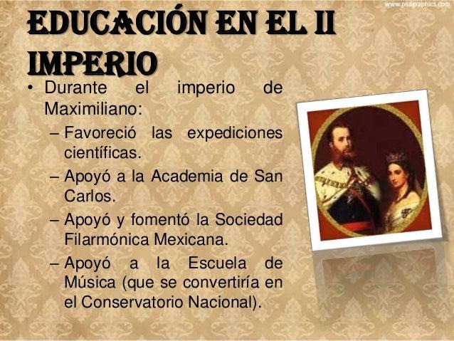 Educación en la Reforma • Ya restaurada la República, dos leyes de educación hicieron obligatoria la enseñanza elemental. ...
