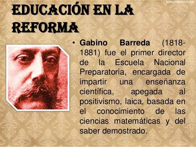 El positivismo  • El positivismo se en identifica como el único México sistema capaz de garantizar el orden y el progreso....