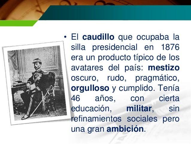 La Cultura del porfiriato  • En 1905 se crea la Secretaría de Instrucción Pública. • En 1910 el 80% de la población no sab...