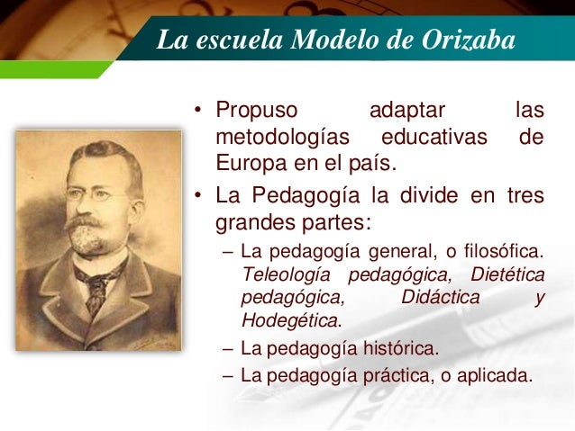 Acción educativa de Baranda • Se decretó la creación de la Escuela Normal de Profesores en 1885, inaugurándose en 1887. • ...