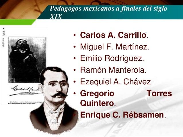 La educación en el nuevo siglo • Ezequiel A. Chávez fue el encargado de realizar la reforma preparatoriana.  • Propugnaba ...