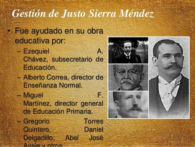 La Universidad Nacional de México • Sierra, expresó en su discurso, que el objetivo educador y científico que la Universid...