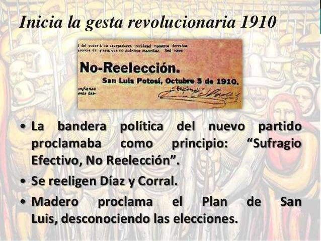 La presidencia provisional      Díaz fue sucedido por el abogado Francisco León de la Barra, quien gobernó por seis mes...