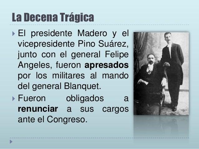 El Plan de Guadalupe     Apenas se conocieron los detalles de la caída de Madero, el gobernador de Coahuila, Venustiano ...