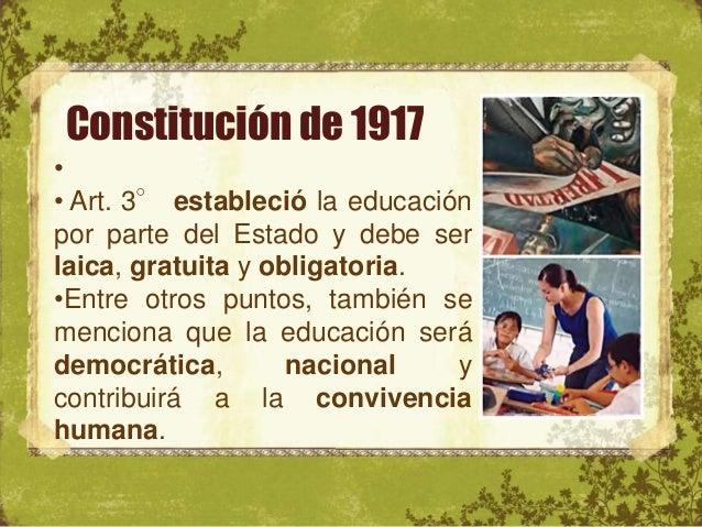 Puente entre siglos    Durante el gobierno de Venustiano Carranza, no se le dio gran importancia a las escuelas rurales.
