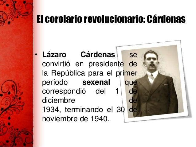 Acciones educativas de Cárdenas • La reforma al artículo 3º constitucional se aprobó en octubre de 1934. • La educación se...