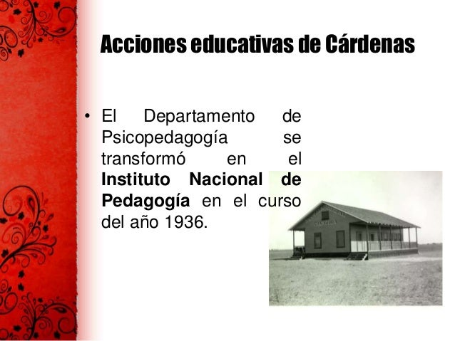 Plan sexenal 1940-46   Las estrategias a seguir en materia educativa eran:          Establecer elementos culturales ...