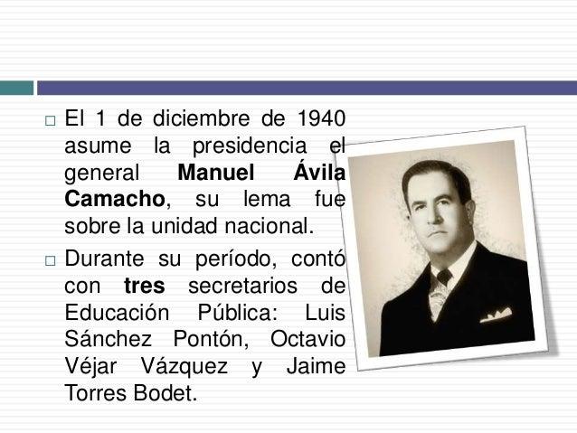 La cultura en el sexenio de MAC   Se fundó el Seminario de Cultura Mexicana, organismo formado por veintidós intelectuale...