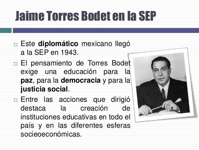 El civilismo    Para el período 1946-1952 fue electo presidente el Lic. Miguel Alemán Valdés, siendo su secretario de Edu...