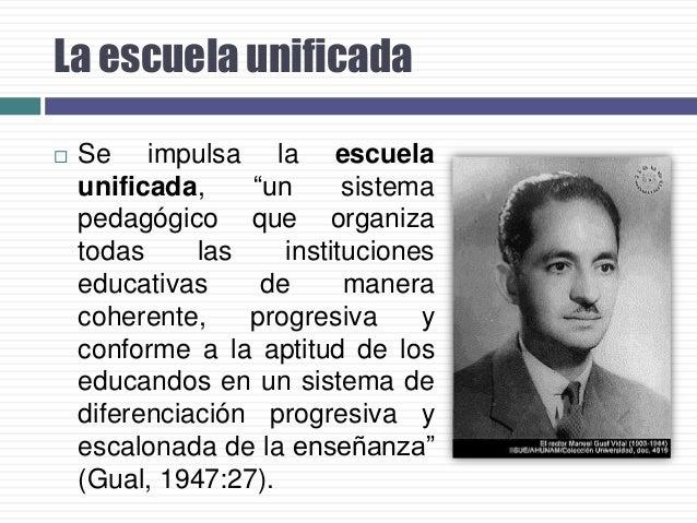 Decadencia educativa     Durante la gestión de Adolfo Ruiz Cortines (1952-1958) como Presidente de la República, se hizo...