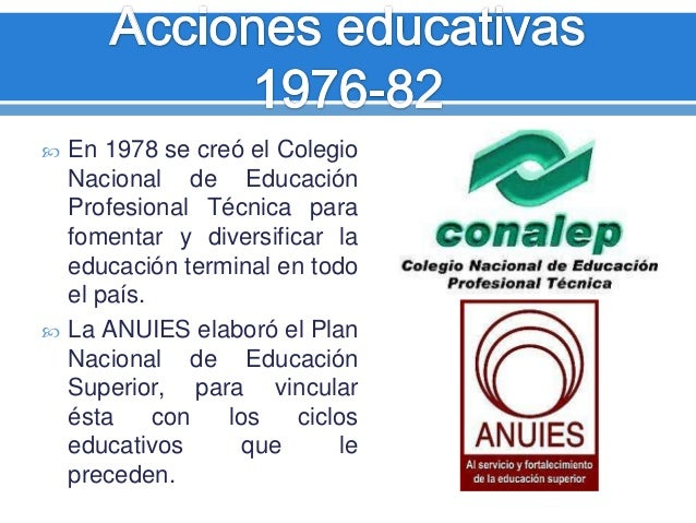 Historia de la Educación en México