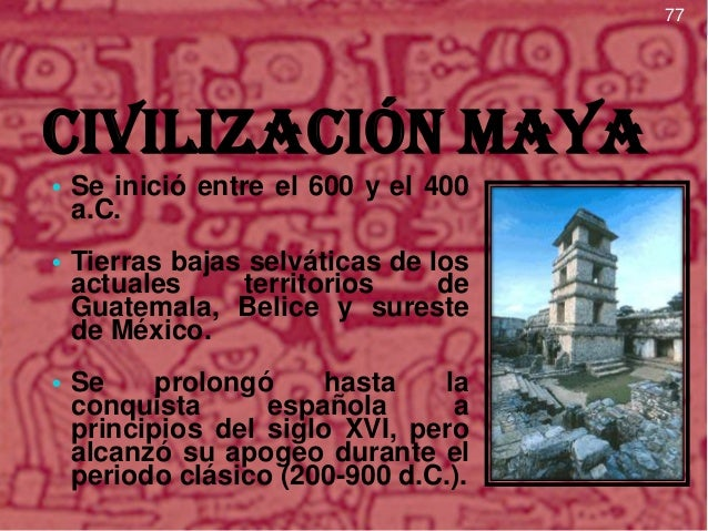 La educación maya  Al igual que la Mexica, tuvo un alto grado de formalización de la educación. En ella se fundaron escuel...