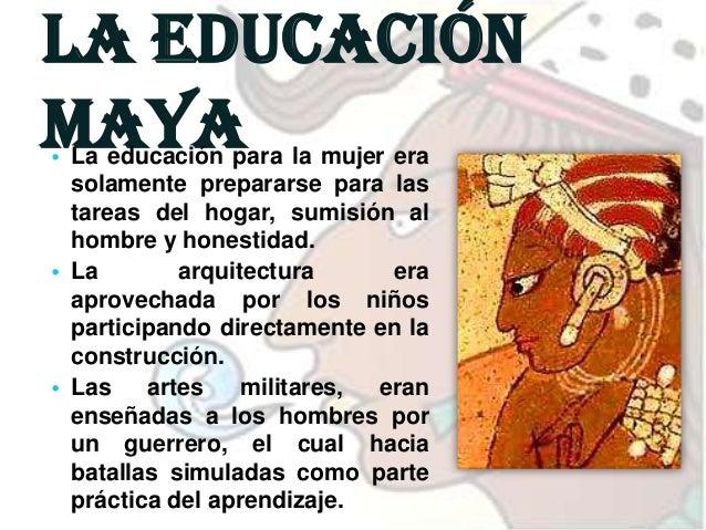 Características generales de la educación maya  85  a)  Desarrollar paralelamente al adelanto de los instrumentos de produ...