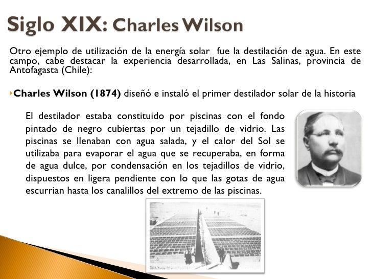 Historia De La Energ 237 A Solar Termica I