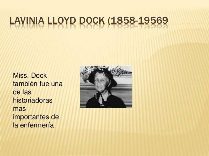 lavinia lloyd dock Lavinia era hija de latino, el rey de los latinos, y de amata después de la guerra de troya y tras superar numerososos obstáculos, eneas llegó al lacio.