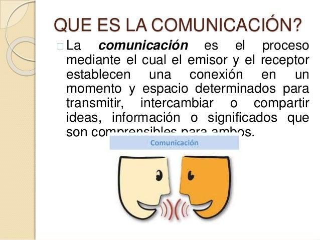 Historia de la evolucion de la comunicacion