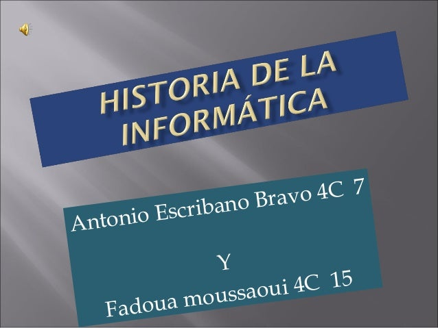 Antonio Escribano Bravo 4C 7 Y Fadoua moussaoui 4C 15