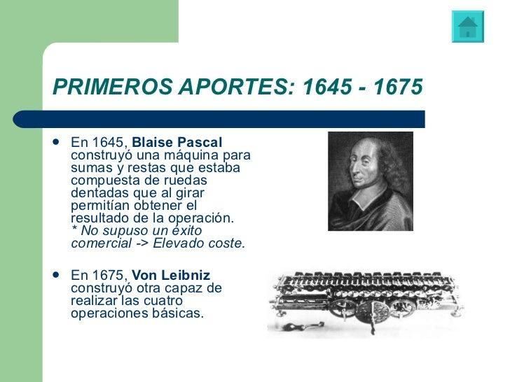Breve Resumen De La Historia De La Inform 225 Tica