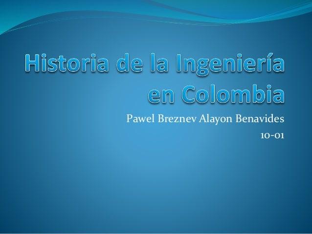Pawel Breznev Alayon Benavides 10-01