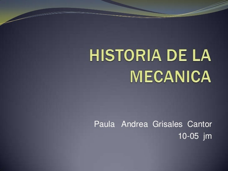 Paula Andrea Grisales Cantor                    10-05 jm