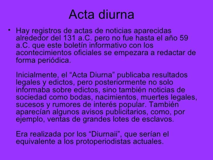 Historia De La Prensa Escrita Slide 3
