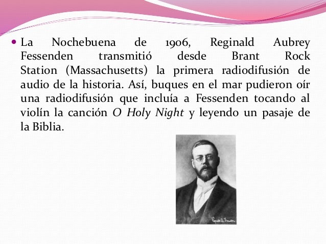 En la misma fecha, Alexander Lee de Forest modificó  el diodo inventado en 1904 por J. Fleming añadiéndole un tercer ele...