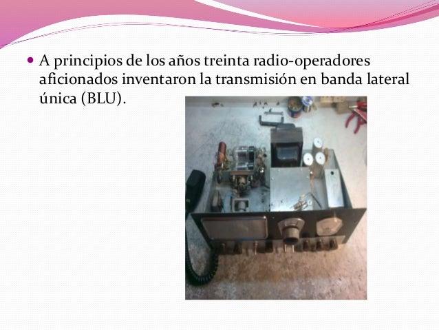  La primera emisora comunitaria se fundó en Río Grande  Do Sul, Brasil, en 1931, pero también hay registros que identific...