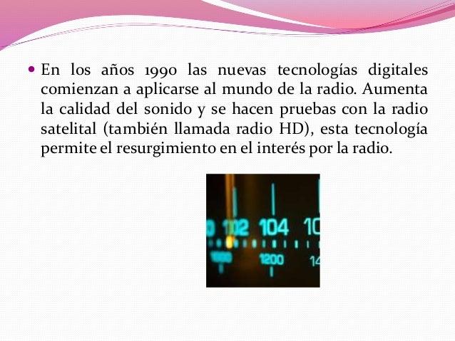 A  finales del siglo XX, experimentadores radioaficionados comienzan a utilizar ordenadores personales para procesar seña...