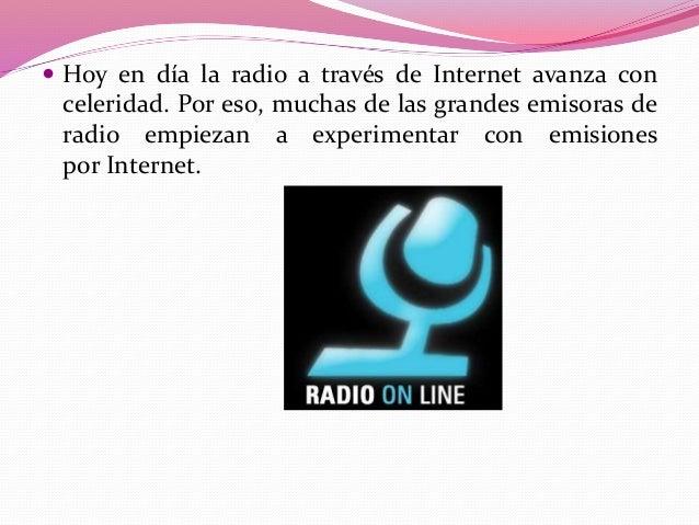 Bibliografía  http://es.wikipedia.org/wiki/Historia_de_la_radio  http://www.banrepcultural.org/blaavirtual/ayudadetareas...