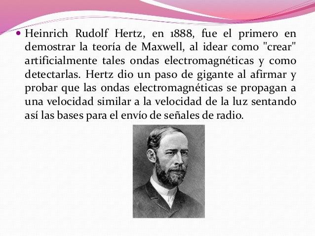  Nikola Tesla también había llegado a producir y detectar  ondas de radio hizo su primera demostración pública de radioco...