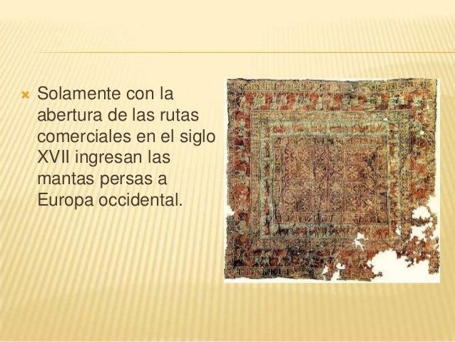historia de las alfombras On historia de la alfombra
